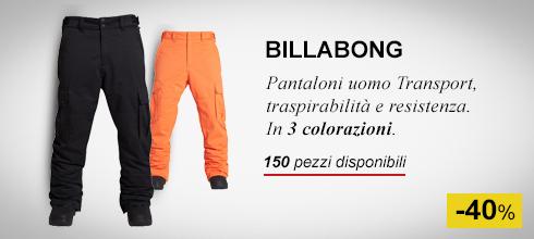 Pantaloni Snowboard billabong