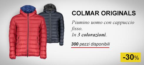 Piumino Colmar Originals Uomo