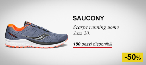 Scarpe running Jazz 20