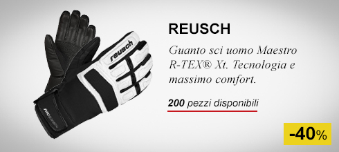 Guanto sci Reusch