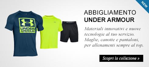Abbigliamento Under Armour