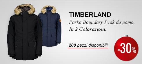 Parka Timberland -30%