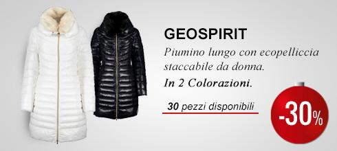 Piumino Geospirit -30%
