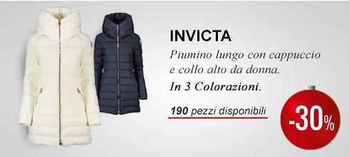Piumino Invicta -30%