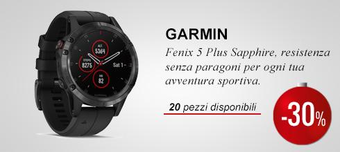 Garmin Fenix 5 Plus Sapphire -30%