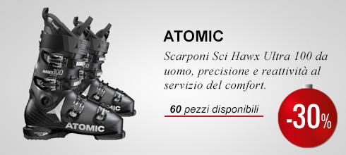 Scarponi sci Atomic -30%