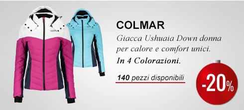 Giacca sci Colmar -20%