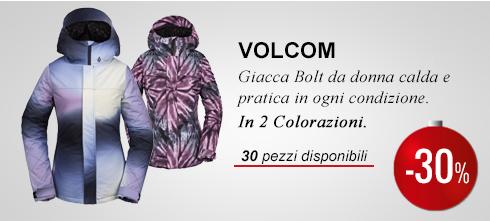 Giacca Volcom Bolt -30%