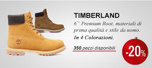 Timberland Boot -20%