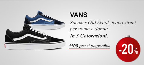 Vans Old Skool -20%