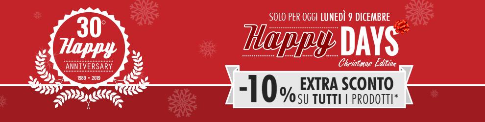 Lasciati ispirare e approfitta subito dell'Extra Sconto -10% su tutti i prodotti!