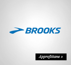 brooks extra sconto -10%