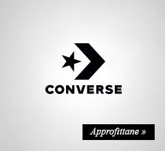 converse extra sconto -10%