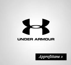 under armour extra sconto -10%