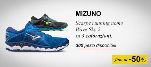 Scarpe running Mizuno  -40%