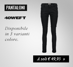 Pantaloni melita 4oWeft a soli €49,95