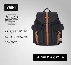 Zaino Herschell a soli €49,95