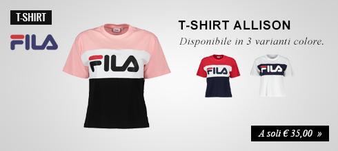 T-shirt Allison Fila a soli €35,00