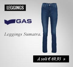 Leggins Sumatra Gas a soli €69,95