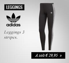 Leggins Adidas originals a soli €29,95