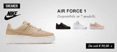 Sneaker Nike Air Force 1 da soli€ 99,00