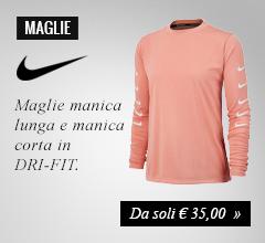 T-shirt Nike DRI-FIT da soli €30,00