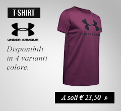 T-shirt Graphic Under Armour a soli €23,50