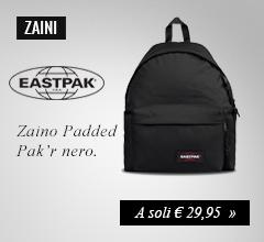 Zaini Eastpak Padded Pak'r