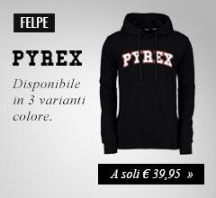 Felpe Pyrex