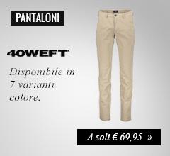 Pantaloni Lenny 40Weft a soli €69,95