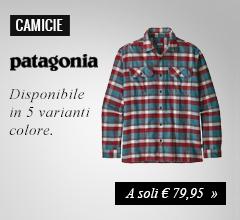 Camicie Flanella Patagonia