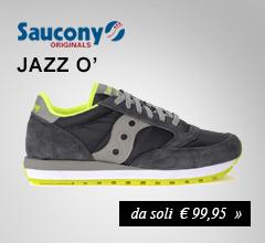 Sneaker Saucony Jazz o' da soli €99,95