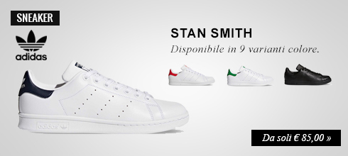 Sneaker Adidas originals Stan Smith a soli €87,00