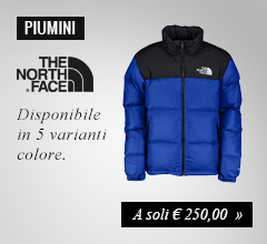 Piumino Nutpse The North Face