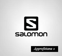 Salomon fino al -50%