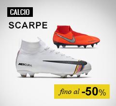 Scarpe Nike Calcio fino al -50%