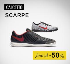 Scarpe Nike Calcetto fino al -50%