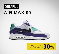 Sneaker Nike uomo fino al -50%