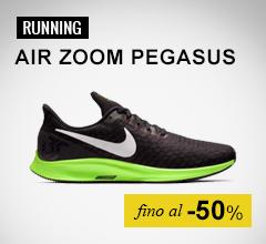 Nike Air Zoom Pegasus fino al -50%