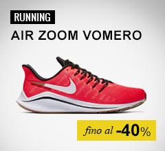 Nike Air Zoom Vomero fino al -40%