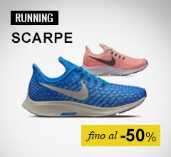 Scarpe running Nike bambino