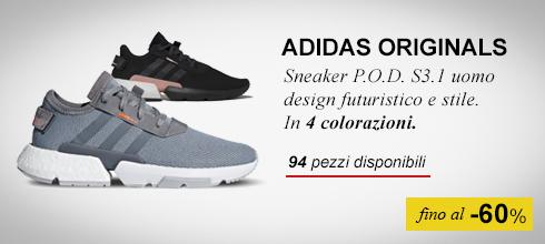 Sneaker adidas pod fino al  -60%
