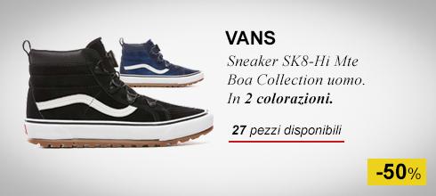 sneaker Vans -50%