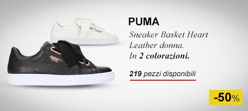Sneaker Puma donna -50%