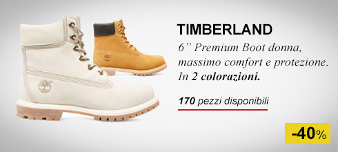 Boot Timberland -40%