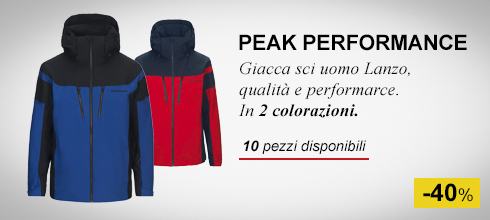 Giacca Peak Performance Lanzo