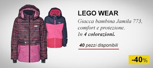 abbigliamento lego wear -40%