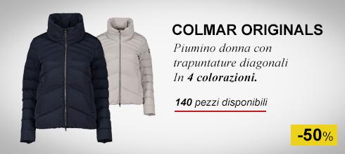 Piumino Colmar Originals Donna Trapuntatura -50%