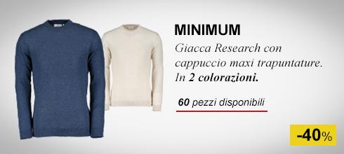 Maglione Minimum uomo -40%