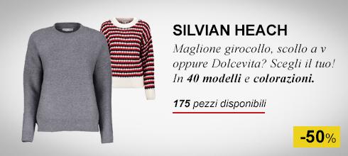 Collezione Maglioni donna Silvian Heach -50%